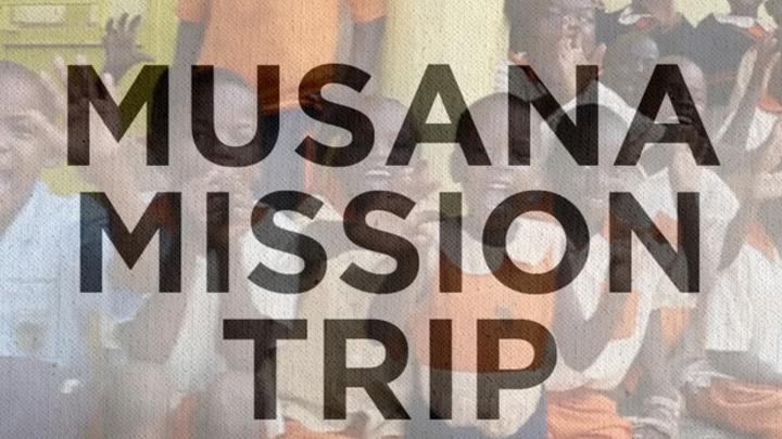 Musana Mission Trip 2019 logo image