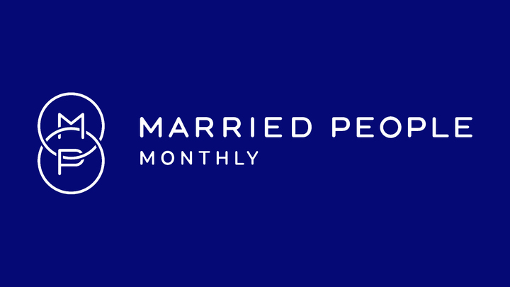 MarriedPeople Monthly Email logo image
