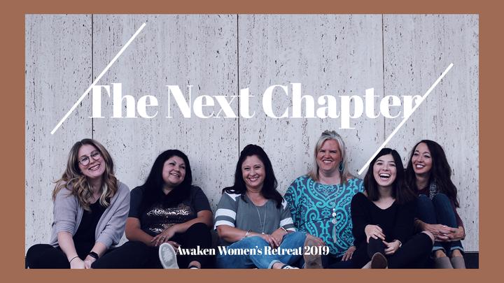 2019 Awaken Women's Retreat logo image
