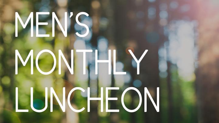 Men's Monthly Luncheon logo image