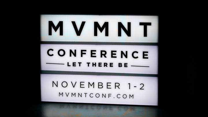 MVMNT CONFERENCE  2019 logo image