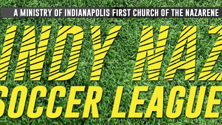 Indy Naz Soccer Registration logo image