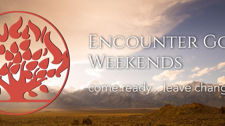 Men's Encounter God Weekend Participant logo image