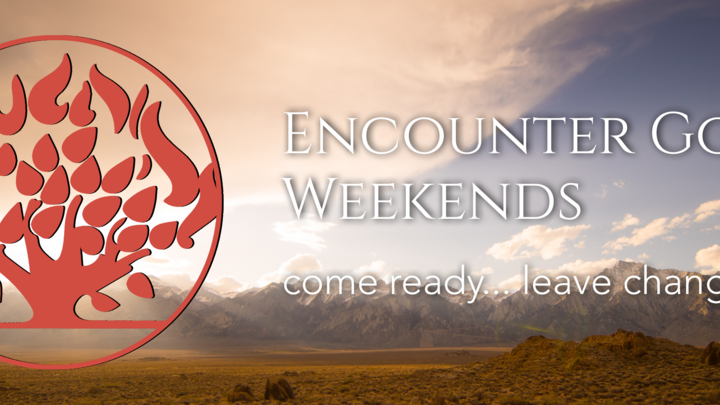 Men's Encounter God Weekend Ministry Team logo image