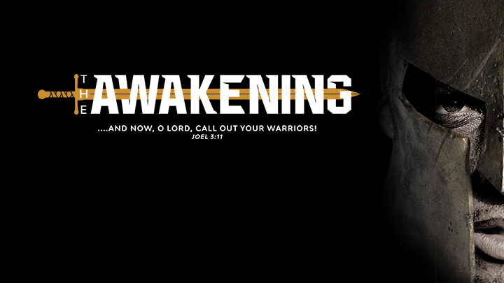 The Awakening STAFF Registration: October 9-12, 2019 logo image