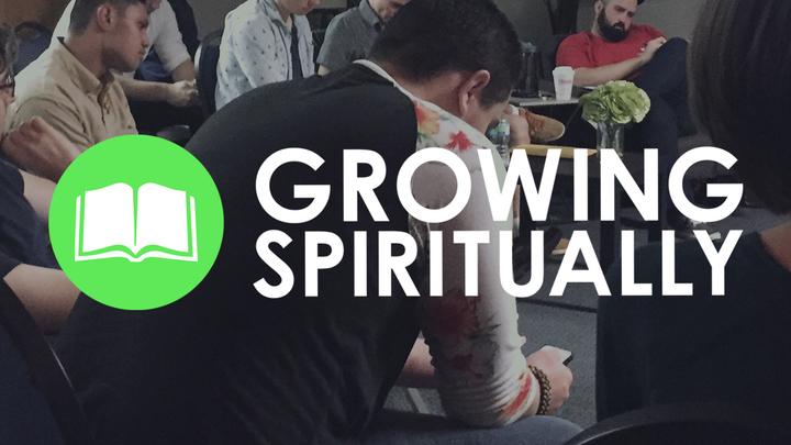 illuminate U - Growing Spiritually logo image