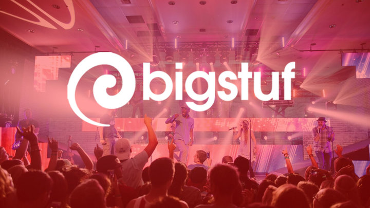Bigstuf 2019 logo image