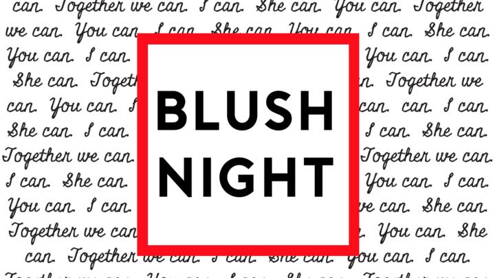Blush Night logo image