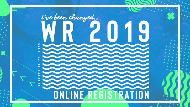 CSM Winter Retreat 2019 logo image