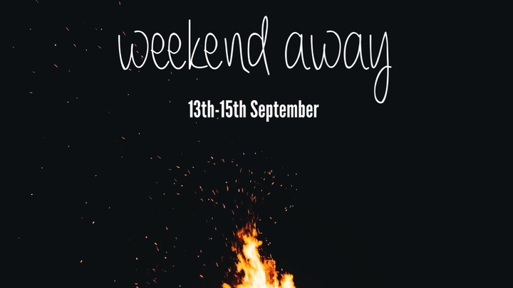 Central youth weekend away logo image