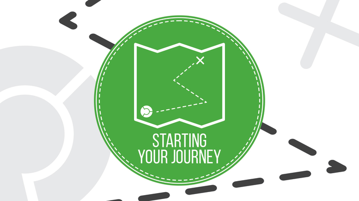 Starting Your Journey logo image