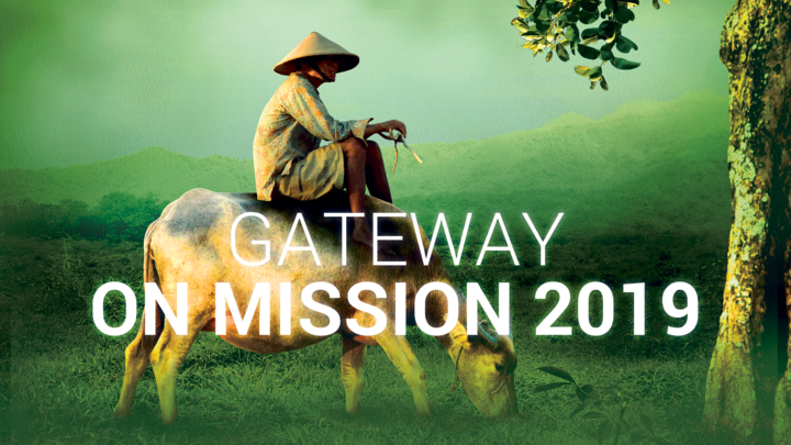 Gateway on Mission 2019: Colombia logo image