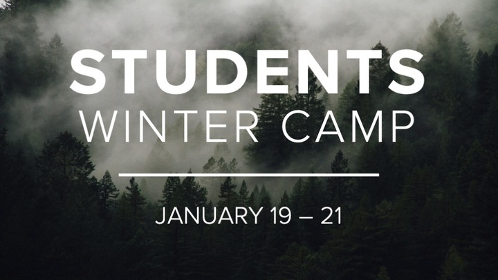 Students Winter Camp logo image