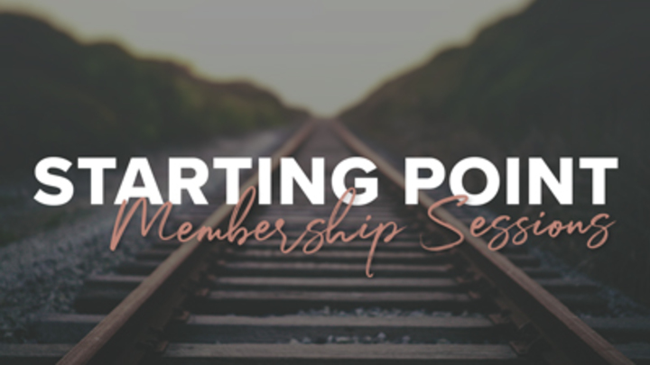 Starting Point Membership Sessions logo image
