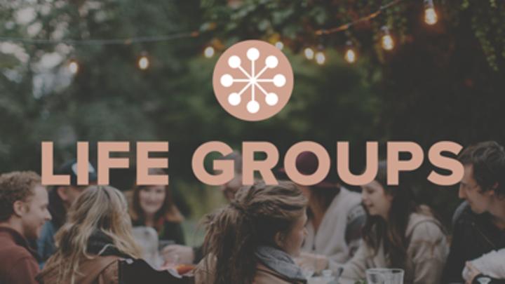 Life Group Leaders Training  logo image