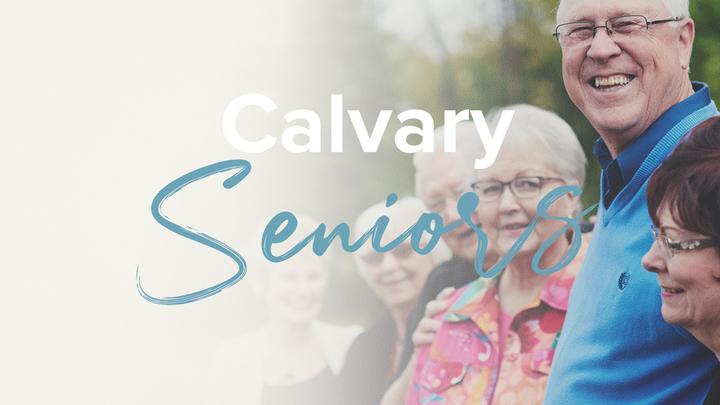 Calvary Seniors Luncheon logo image