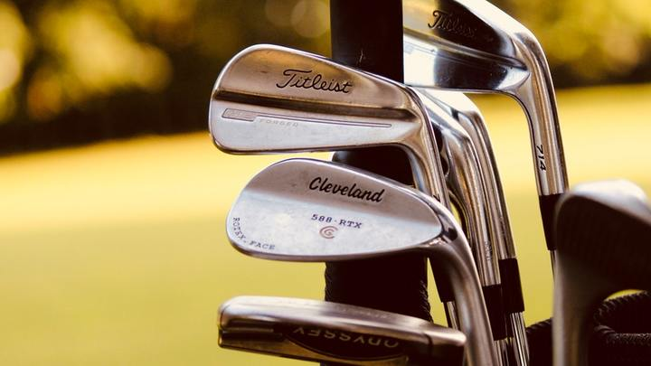 2019 Golf Fore Life Tournament logo image