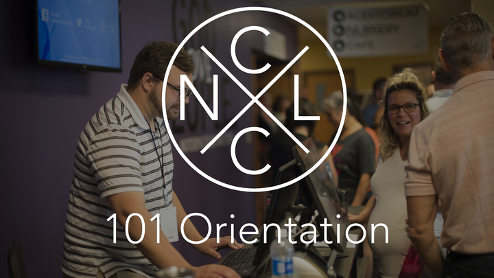 New Life Orientation 101 - Introduction To New Life logo image