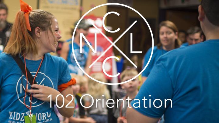 New Life Orientation 102 - P.L.A.C.E. logo image