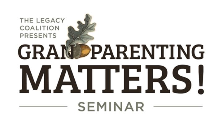 Grand Parenting Matters Seminar logo image