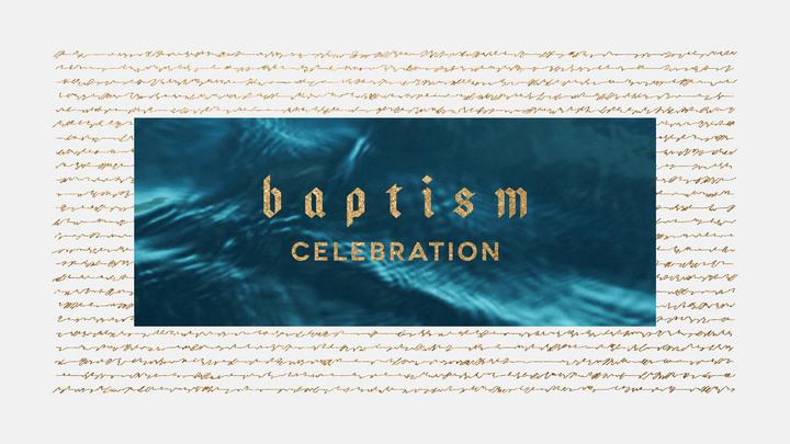 October  Baptism  logo image