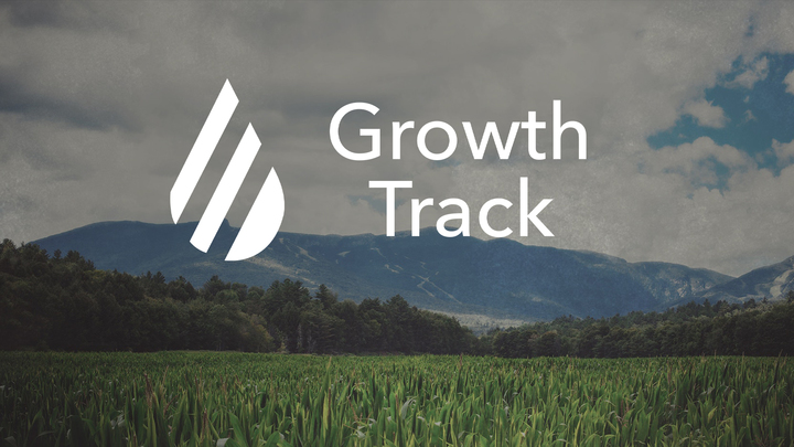 September  Growth Track logo image