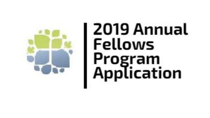2019 Annual Fellows Program Application logo image