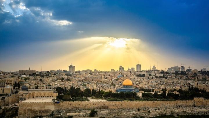 2019 Israel Trip logo image
