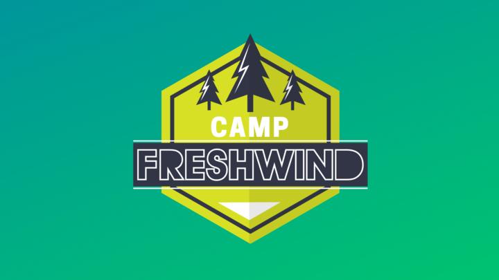 Camp Freshwind 2019 logo image