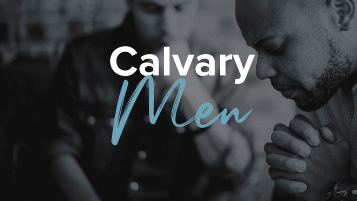 Calvary Men | Fall Forum & Study logo image