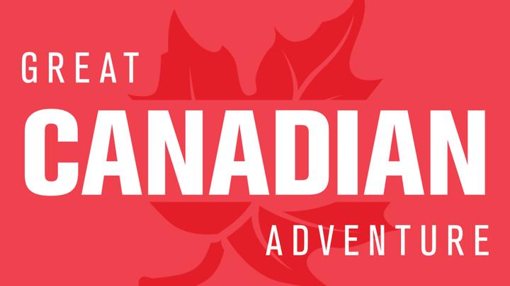 Great Canadian Adventure: Toronto II logo image