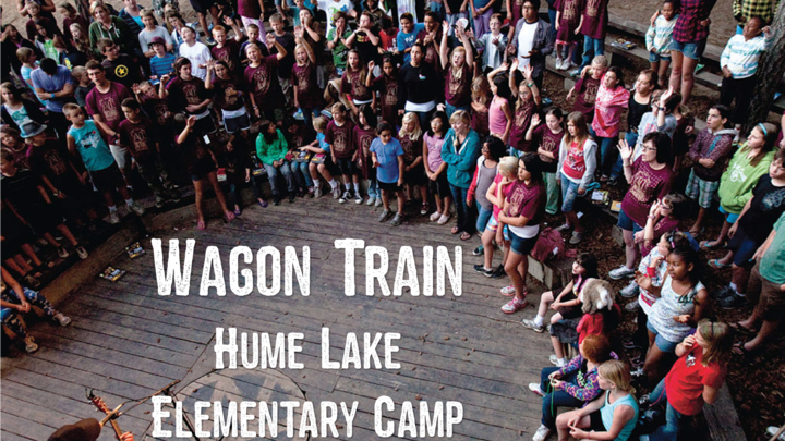 Wagon Train - Elementary Summer Camp logo image