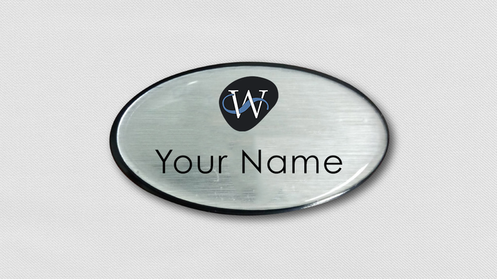 Name Badge Orders for Volunteer Connect Teams logo image
