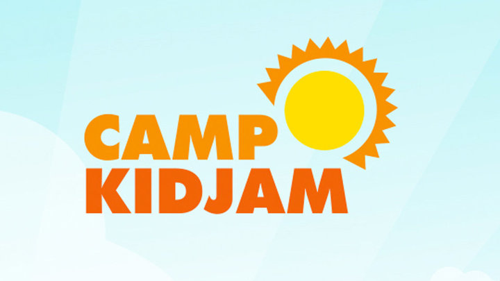 Medium camp kidjam logo