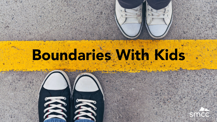 Medium boundaries with kids reg