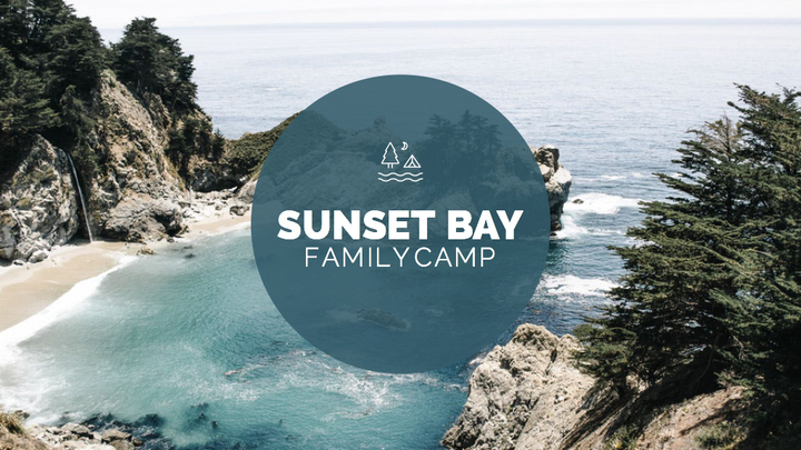 Sunset Bay Family Camp logo image