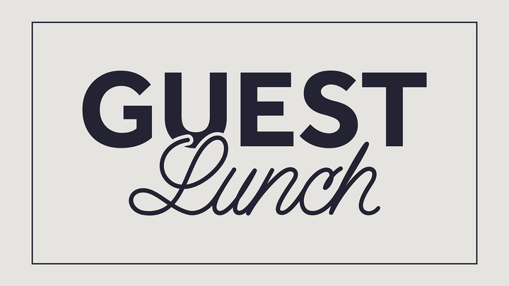 Guest Lunch logo image