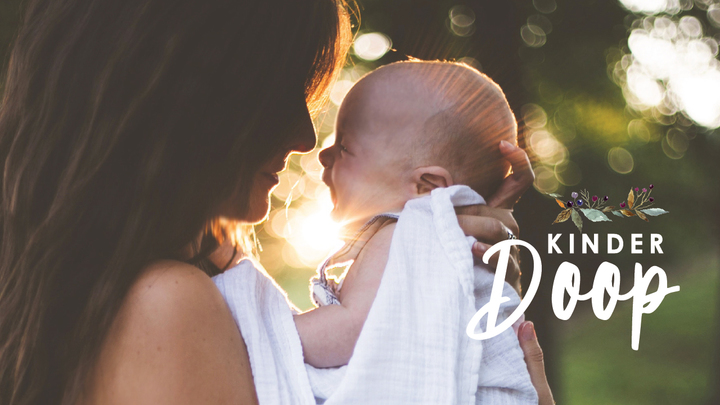 Kinderdoop  27 Oktober 12:00 logo image