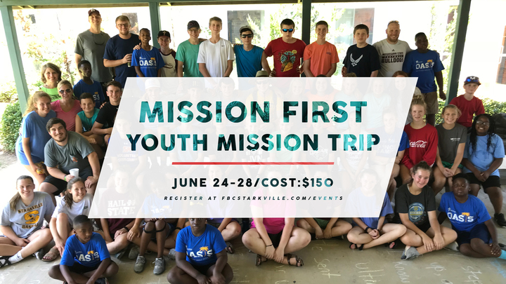 Youth Mission First logo image