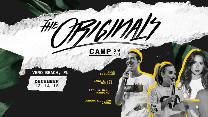 The Originals Camp 2019 logo image