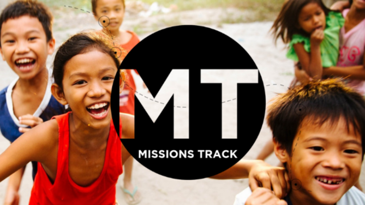 August Missions Track logo image