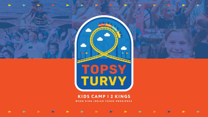 Kids Camp 2019 logo image