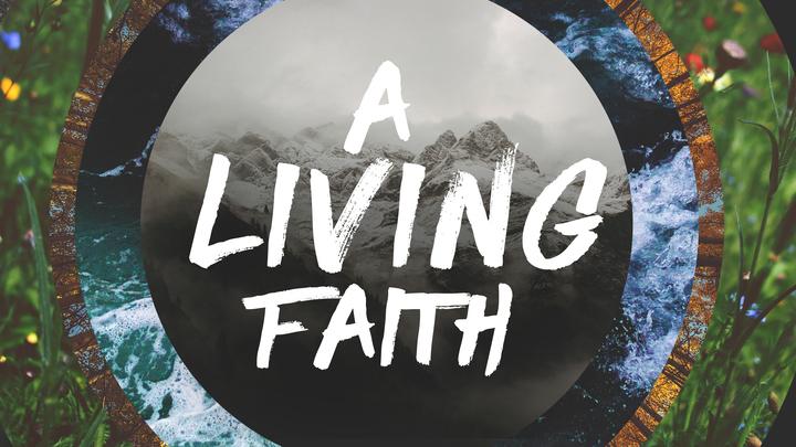 Medium a living faith blank