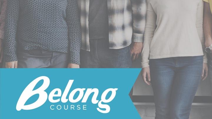 Belong Course Registration   January - February  logo image