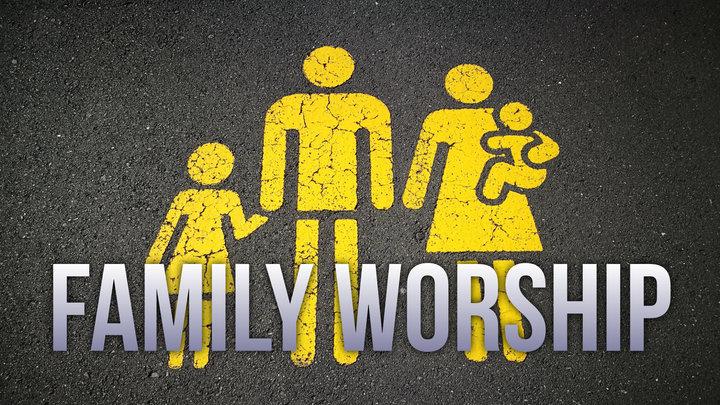 Family Worship Sunday logo image