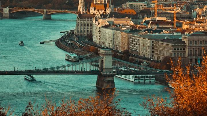 Budapest Mission Trip logo image