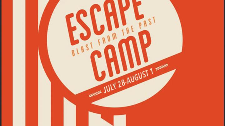 Escape Summer Camp 2019 logo image