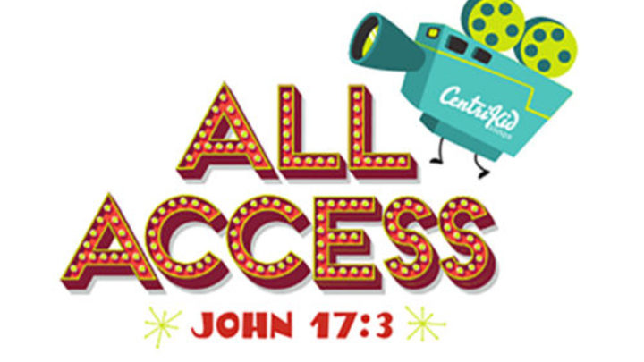 2019 CentriKid Summer Camp  - All Access logo image