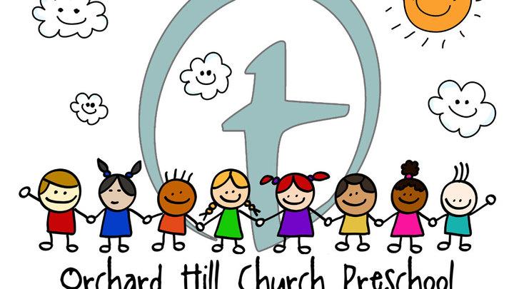 Orchard Hill Preschool Registration for 2019-2020 School Year logo image