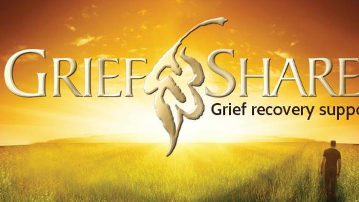 GriefShare Fall Session logo image